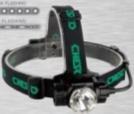 CHESCO 充電LED頭燈